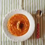 Gazpacho di pomodoro e mango