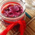 Confettura di cipolla rossa agrodolce