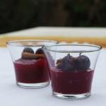 Gelo di uva fragola