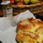 Pan dolce dello Shabbat.. Mò ci riprovo