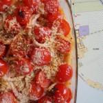 Timballo di bucatini alla pizzaiola e il mio ritorno dal raduno…