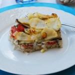 Taieddhra cheap di sardelle patate e melanzane