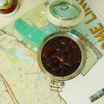 Giorni di ordinaria follia e confettura di pere cacao e rum