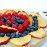 Cestino di frutti di bosco gluten free