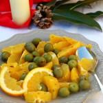 Insalata di arance e olive piccanti
