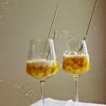 Mangia e bevi al ginger e mango