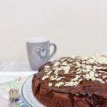 Fluffosa al cioccolato e sale dolce di Cervia