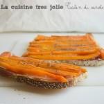 Tarte tatin di carote