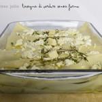 Lasagna di verdure senza forno