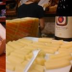 Cinque formaggi svizzeri hanno incontrato cinque vini regionali. Ed è stato amore