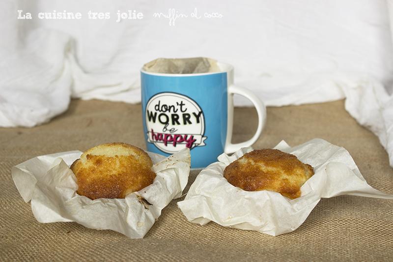 Muffin al cocco 1
