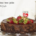 Mud cake alle fragole