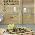 Filetti di sardine fritte