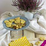 Biscottini da aperitivo al pecorino