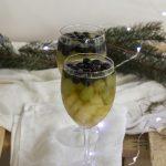 Aspic alla birra e frutti invernali
