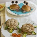 Baby party: panini come animaletti