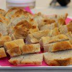Pane al latte allo Scavolini Store di Modena
