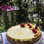Cheesecake light al mango