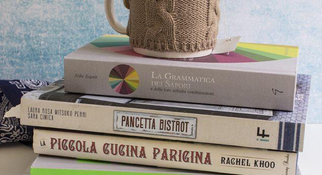 I miei libri di cucina parte 1