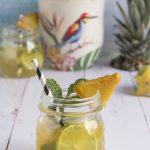 Mojito all'ananas speziato