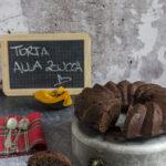 Torta alla zucca e cacao