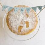 #novemesi: Torta paradiso o torta Leonardo